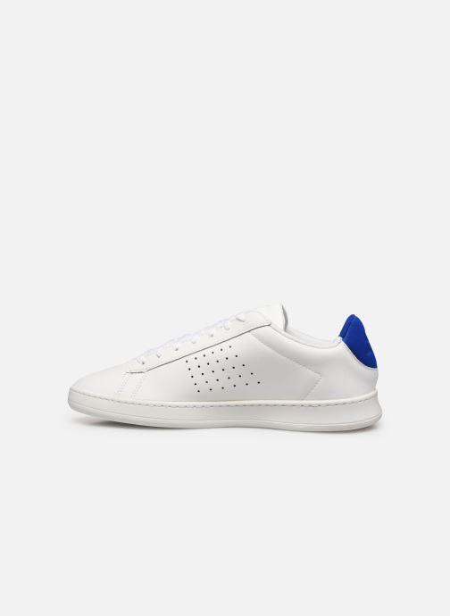 Sneakers Le Coq Sportif Break Cocarde Hvid se forfra