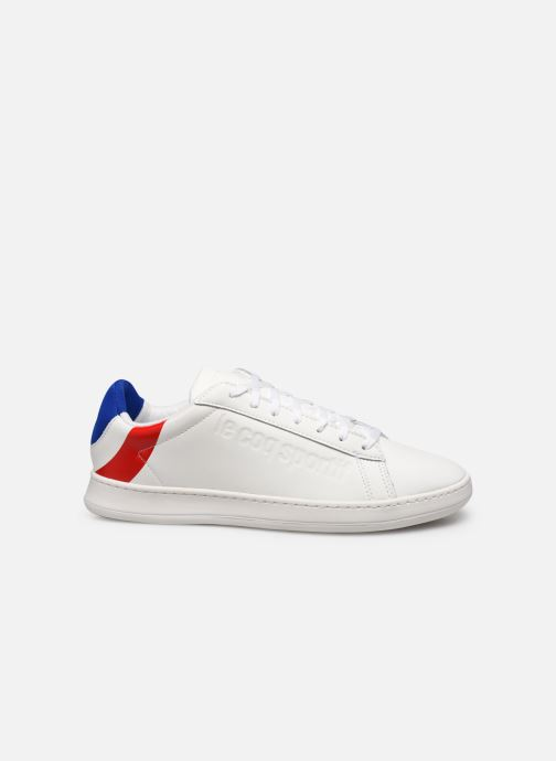 Sneakers Le Coq Sportif Break Cocarde Hvid se bagfra