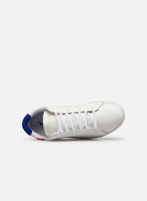 Sneakers Le Coq Sportif Break Cocarde Bianco immagine sinistra