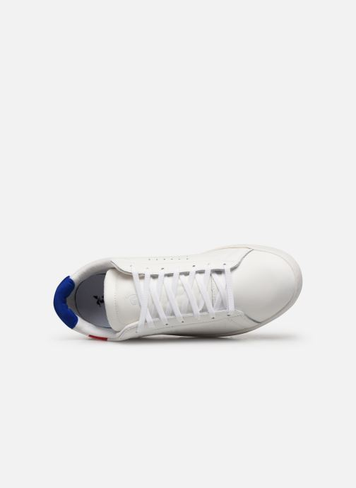 Sneakers Le Coq Sportif Break Cocarde Hvid se fra venstre