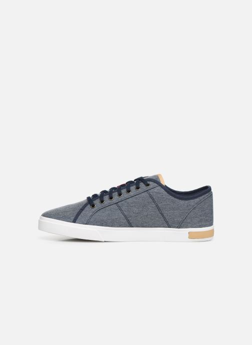 Baskets Le Coq Sportif Verdon Denim Bleu vue face