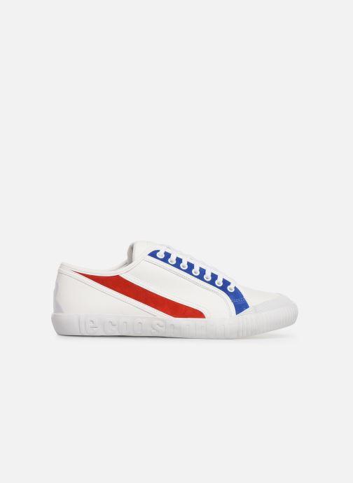 Sneakers Le Coq Sportif Nationale Tricolore Bianco immagine posteriore