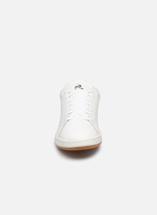 Baskets Le Coq Sportif Break Camo Blanc vue portées chaussures