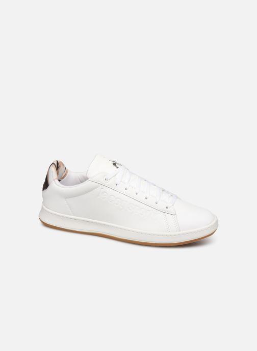 Baskets Le Coq Sportif Break Camo Blanc vue détail/paire