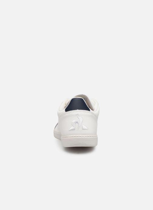 Sneaker Le Coq Sportif Courtstar Sport weiß ansicht von rechts