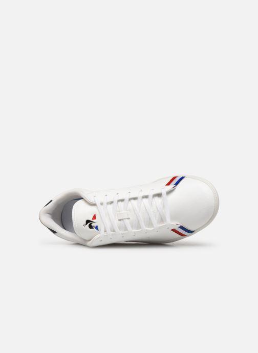 Sneaker Le Coq Sportif Courtstar Sport weiß ansicht von links