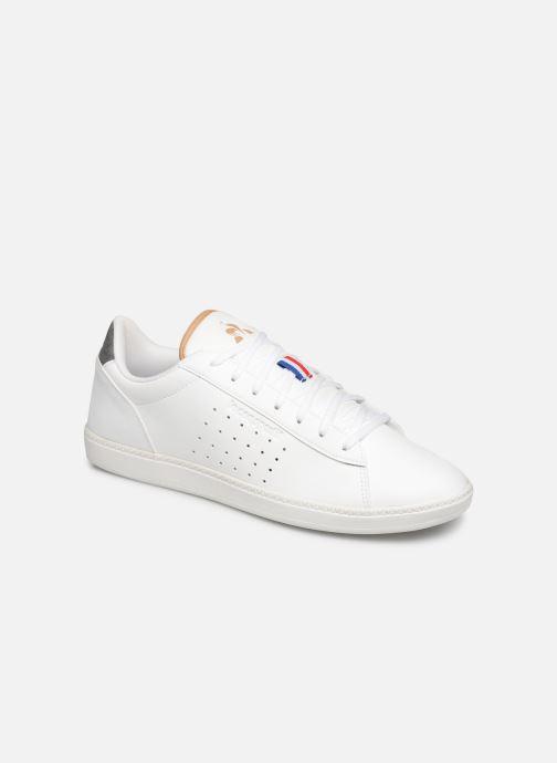 Sneaker Le Coq Sportif Courtstar Denim weiß detaillierte ansicht/modell