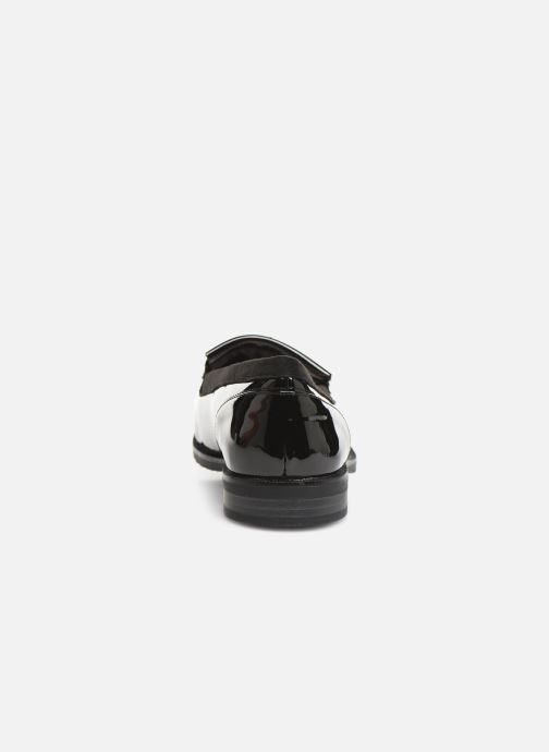 Loafers Damart Clelie Black view from the right