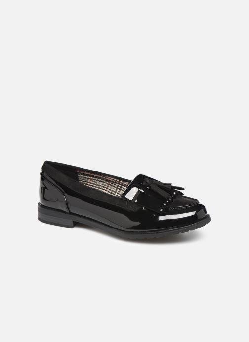 Loafers Damart Clelie Sort detaljeret billede af skoene