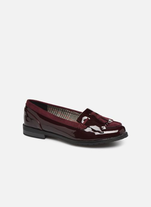 Loafers Damart Clelie Burgundy detailed view/ Pair view