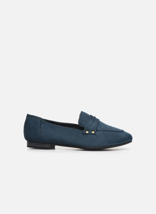 Loafers Damart Solene Blue back view