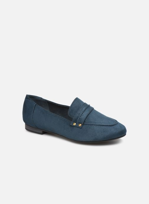Loafers Damart Solene Blue detailed view/ Pair view