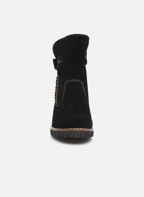 Ankelstøvler Damart Laura Sort se skoene på