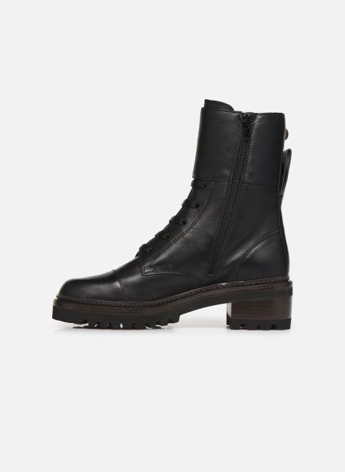 Bottines et boots See by Chloé Mallory Boot Noir vue face