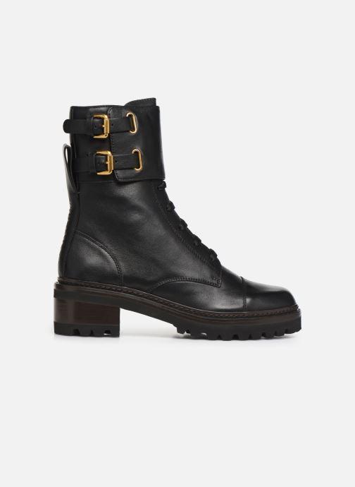 Bottines et boots See by Chloé Mallory Boot Noir vue derrière