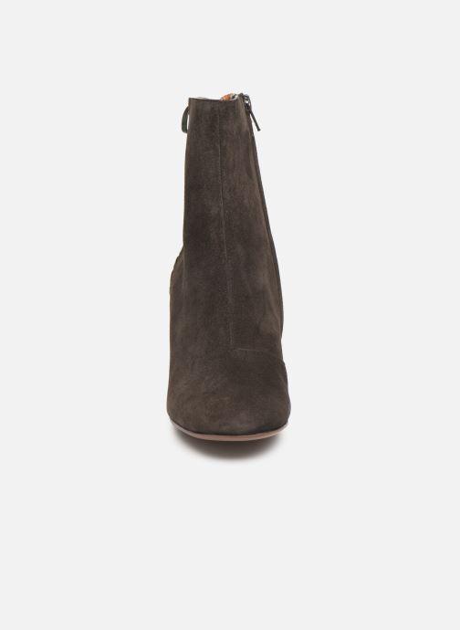 Bottines et boots See by Chloé Reese Marron vue portées chaussures