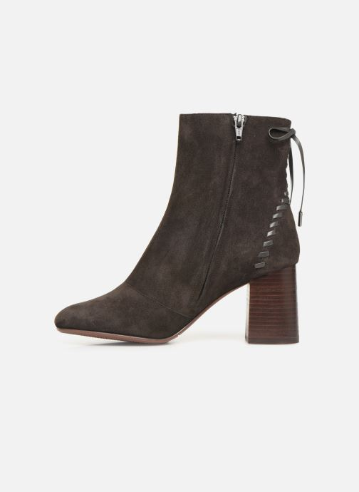 Bottines et boots See by Chloé Reese Marron vue face