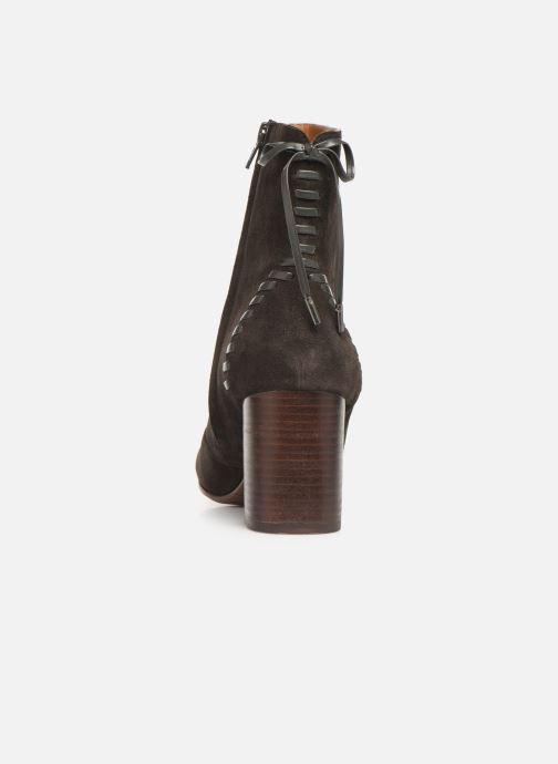 Bottines et boots See by Chloé Reese Marron vue droite