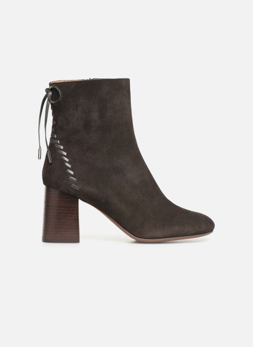 Bottines et boots See by Chloé Reese Marron vue derrière