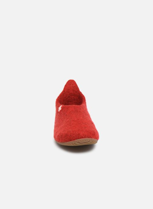 Slippers Living Kitzbühel 2448 Red model view