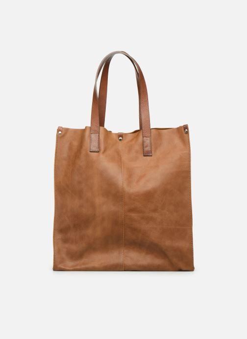 Handtaschen Georgia Rose Nadilo Leather braun ansicht von vorne