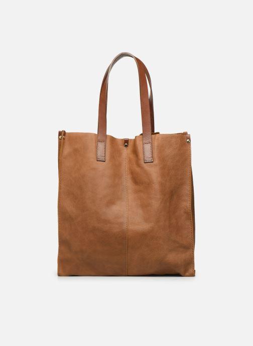 Handtaschen Georgia Rose Nadilo Leather braun detaillierte ansicht/modell