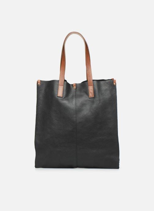 Bolsos de mano Georgia Rose Nadilo Leather Negro vista de frente