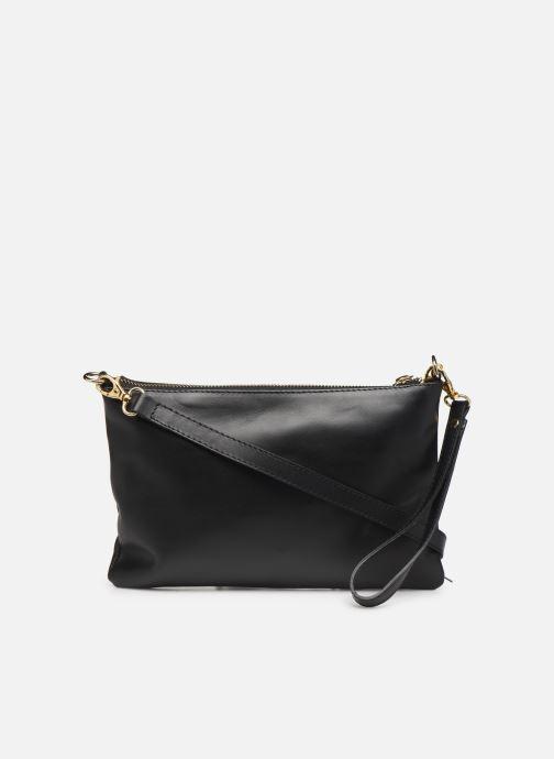 Bolsos de mano Georgia Rose Nogaro Leather Negro vista de frente