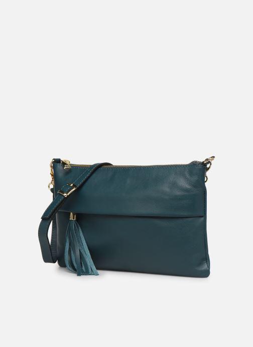 Bolsos de mano Georgia Rose Nogaro Leather Verde vista del modelo