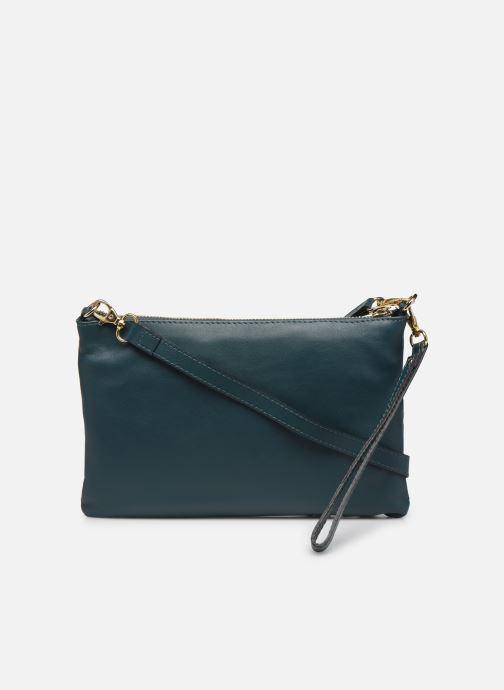 Bolsos de mano Georgia Rose Nogaro Leather Verde vista de frente