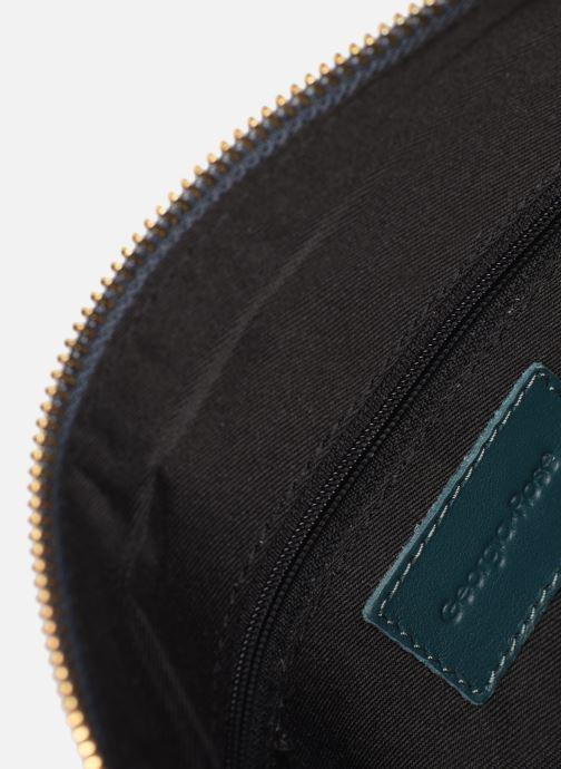 Bolsos de mano Georgia Rose Nogaro Leather Verde vistra trasera