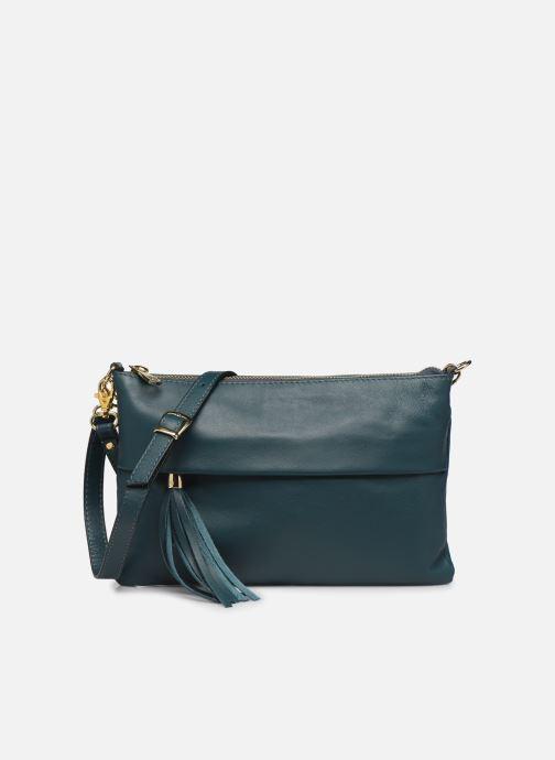 Bolsos de mano Georgia Rose Nogaro Leather Verde vista de detalle / par