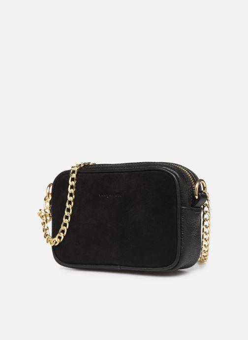 Handtassen Georgia Rose Noceta Leather Zwart model