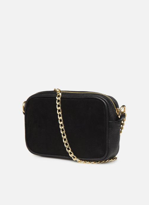 Handtassen Georgia Rose Noceta Leather Zwart rechts