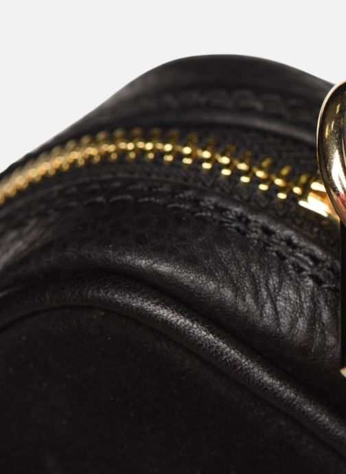 Handtassen Georgia Rose Noceta Leather Zwart links
