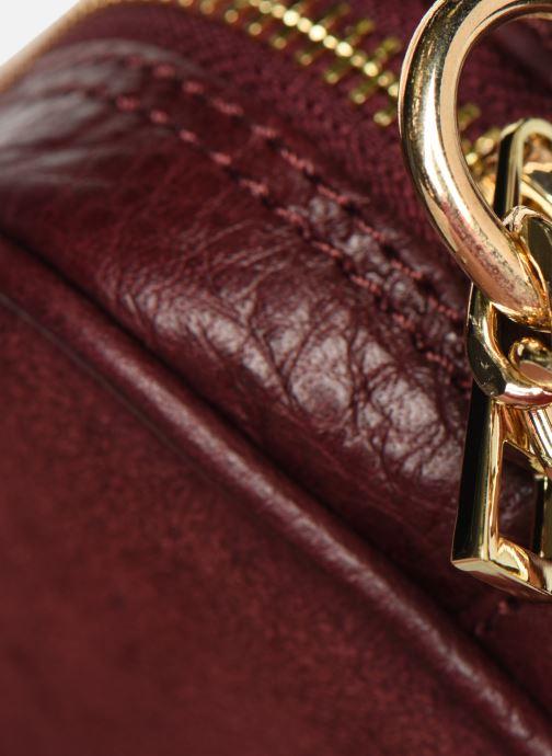 Handtassen Georgia Rose Noceta Leather Bordeaux links