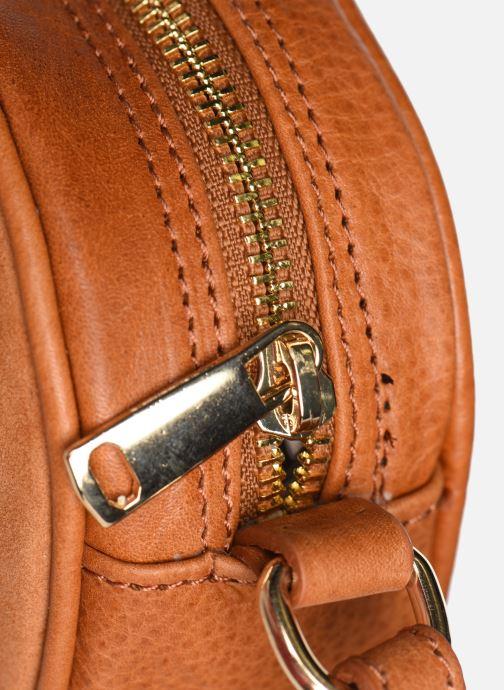 Håndtasker Georgia Rose Nabinaud Leather Brun se fra venstre