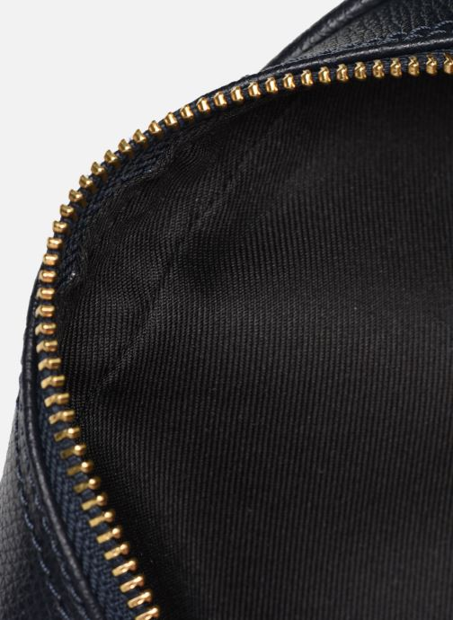 Handtassen Georgia Rose Nabinaud Leather Blauw achterkant