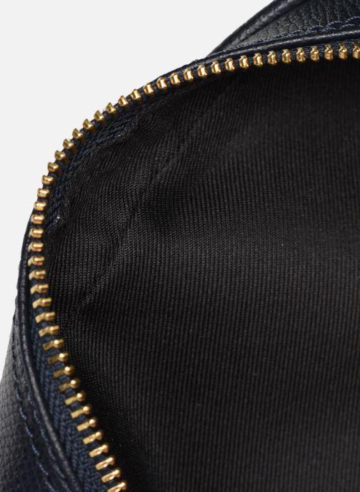 Handtaschen Georgia Rose Nabinaud Leather blau ansicht von hinten