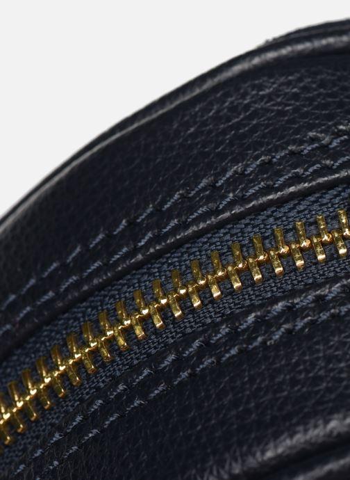 Handtaschen Georgia Rose Nabinaud Leather blau ansicht von links