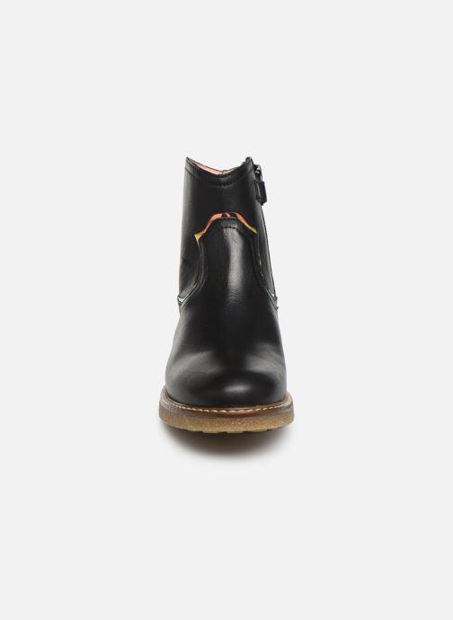 Stiefeletten & Boots Unisa Nolan schwarz schuhe getragen