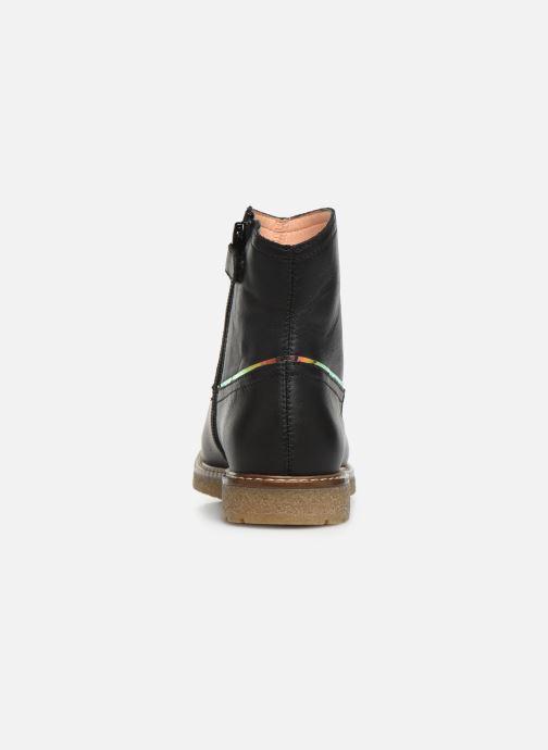 Bottines et boots Unisa Nolan Noir vue droite