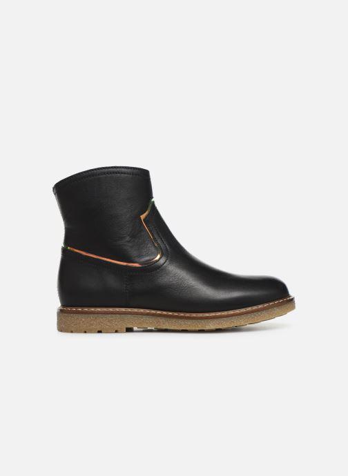 Bottines et boots Unisa Nolan Noir vue derrière