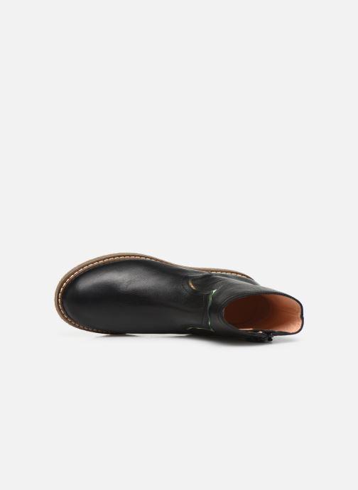 Stiefeletten & Boots Unisa Nolan schwarz ansicht von links