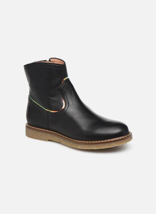 Stiefeletten & Boots Unisa Nolan schwarz detaillierte ansicht/modell