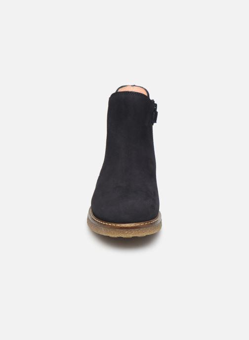 Stiefeletten & Boots Unisa Nicky blau schuhe getragen
