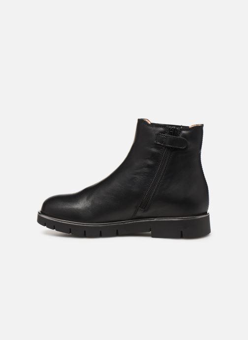 Bottines et boots Unisa Lazar Noir vue face