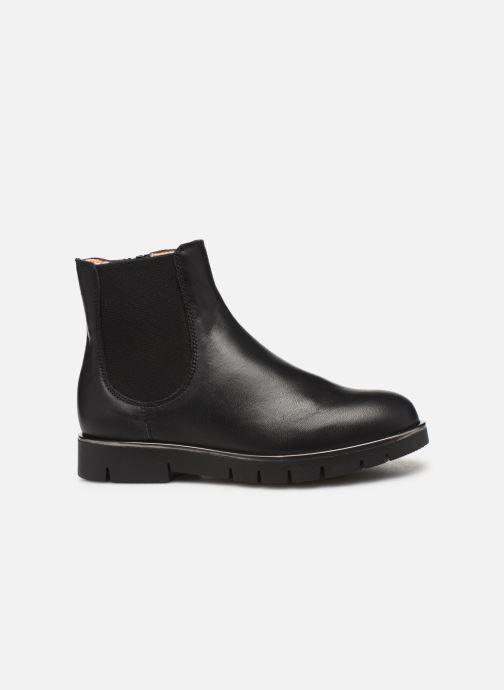 Bottines et boots Unisa Lazar Noir vue derrière