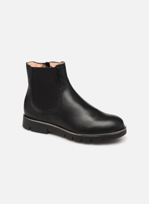 Bottines et boots Unisa Lazar Noir vue détail/paire