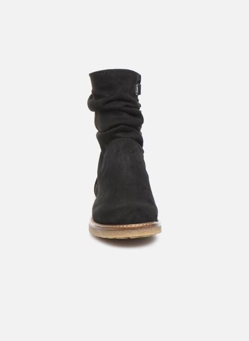 Bottines et boots Unisa Nadir Noir vue portées chaussures
